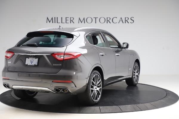 New 2020 Maserati Levante S Q4 GranLusso for sale $100,485 at Bugatti of Greenwich in Greenwich CT 06830 7