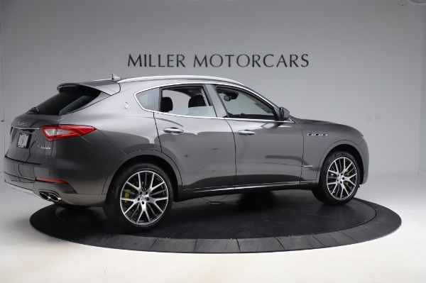 New 2020 Maserati Levante S Q4 GranLusso for sale $100,485 at Bugatti of Greenwich in Greenwich CT 06830 8