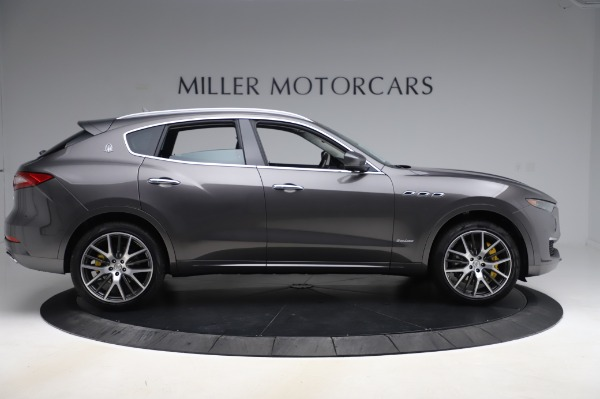 New 2020 Maserati Levante S Q4 GranLusso for sale $100,485 at Bugatti of Greenwich in Greenwich CT 06830 9