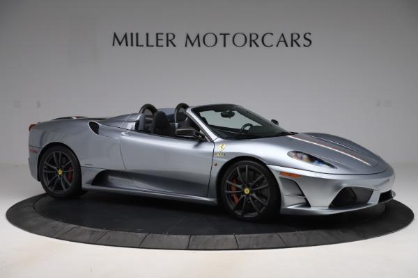 Used 2009 Ferrari 430 Scuderia Spider 16M for sale $329,900 at Bugatti of Greenwich in Greenwich CT 06830 10