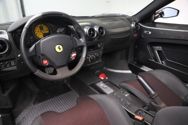 Used 2009 Ferrari 430 Scuderia Spider 16M for sale $329,900 at Bugatti of Greenwich in Greenwich CT 06830 13
