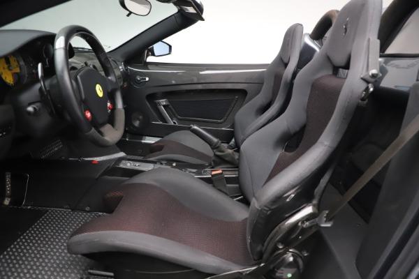 Used 2009 Ferrari 430 Scuderia Spider 16M for sale $329,900 at Bugatti of Greenwich in Greenwich CT 06830 14