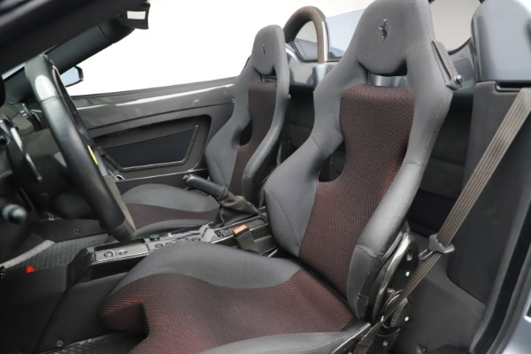 Used 2009 Ferrari 430 Scuderia Spider 16M for sale $329,900 at Bugatti of Greenwich in Greenwich CT 06830 15