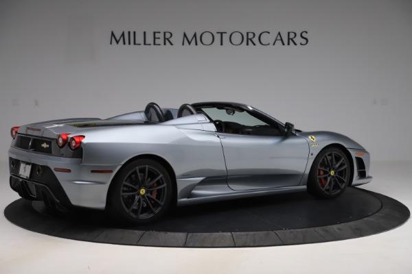 Used 2009 Ferrari 430 Scuderia Spider 16M for sale $329,900 at Bugatti of Greenwich in Greenwich CT 06830 8