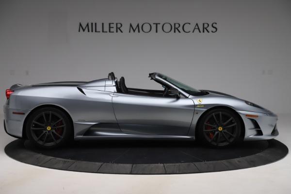 Used 2009 Ferrari 430 Scuderia Spider 16M for sale $329,900 at Bugatti of Greenwich in Greenwich CT 06830 9