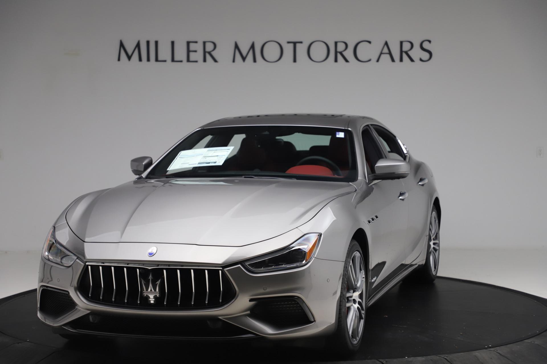 New 2020 Maserati Ghibli S Q4 GranSport for sale $93,285 at Bugatti of Greenwich in Greenwich CT 06830 1