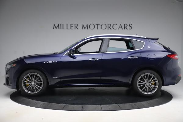 New 2020 Maserati Levante Q4 GranSport for sale $84,090 at Bugatti of Greenwich in Greenwich CT 06830 3