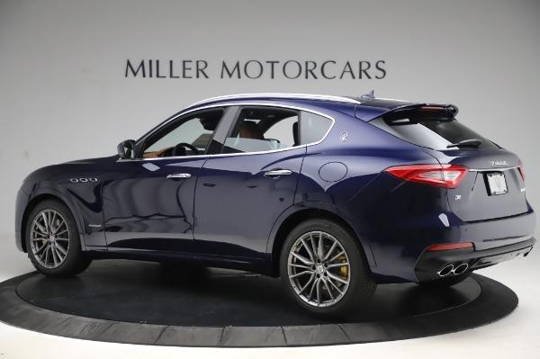 New 2020 Maserati Levante Q4 GranSport for sale $84,090 at Bugatti of Greenwich in Greenwich CT 06830 4