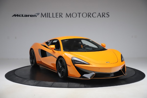 Used 2017 McLaren 570S for sale Call for price at Bugatti of Greenwich in Greenwich CT 06830 10