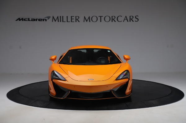 Used 2017 McLaren 570S for sale Call for price at Bugatti of Greenwich in Greenwich CT 06830 11