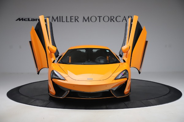 Used 2017 McLaren 570S for sale Call for price at Bugatti of Greenwich in Greenwich CT 06830 12
