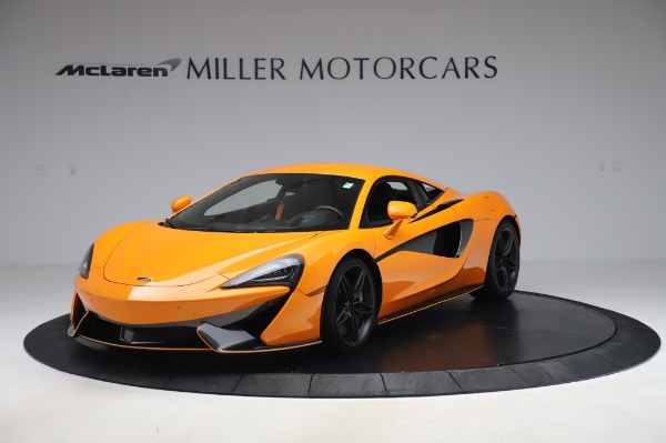 Used 2017 McLaren 570S for sale Call for price at Bugatti of Greenwich in Greenwich CT 06830 14