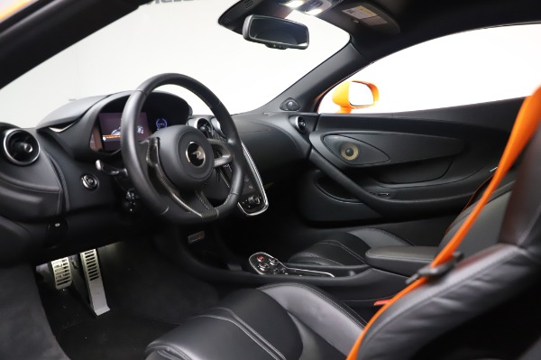 Used 2017 McLaren 570S for sale Call for price at Bugatti of Greenwich in Greenwich CT 06830 16