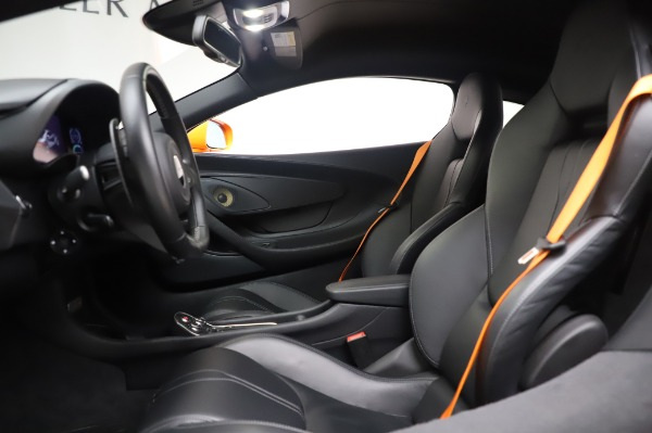 Used 2017 McLaren 570S Coupe for sale $149,900 at Bugatti of Greenwich in Greenwich CT 06830 17