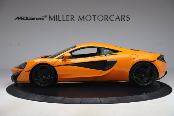 Used 2017 McLaren 570S for sale Call for price at Bugatti of Greenwich in Greenwich CT 06830 2