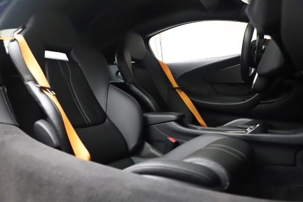 Used 2017 McLaren 570S for sale Call for price at Bugatti of Greenwich in Greenwich CT 06830 22