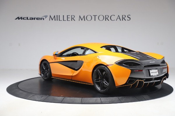 Used 2017 McLaren 570S Coupe for sale $149,900 at Bugatti of Greenwich in Greenwich CT 06830 3