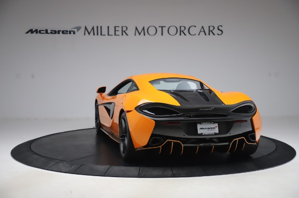 Used 2017 McLaren 570S for sale Call for price at Bugatti of Greenwich in Greenwich CT 06830 4