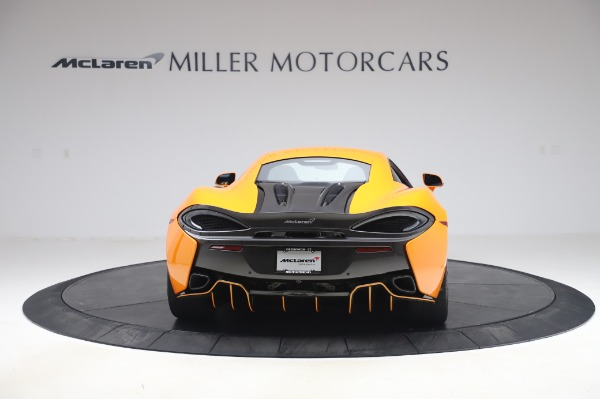 Used 2017 McLaren 570S for sale Call for price at Bugatti of Greenwich in Greenwich CT 06830 5