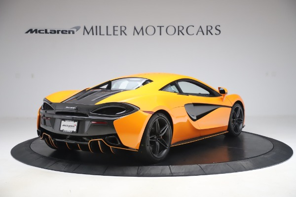 Used 2017 McLaren 570S Coupe for sale $149,900 at Bugatti of Greenwich in Greenwich CT 06830 6