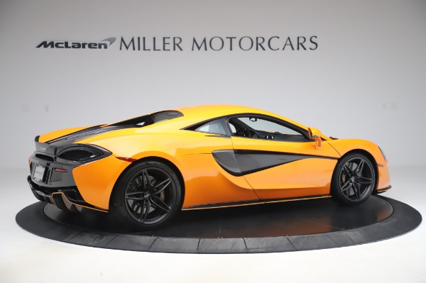 Used 2017 McLaren 570S for sale Call for price at Bugatti of Greenwich in Greenwich CT 06830 7