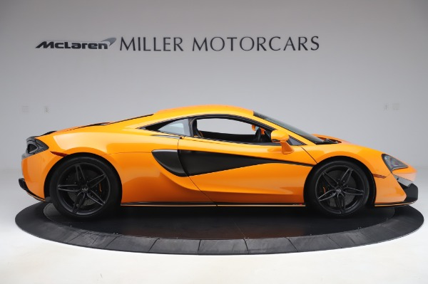 Used 2017 McLaren 570S for sale Call for price at Bugatti of Greenwich in Greenwich CT 06830 8