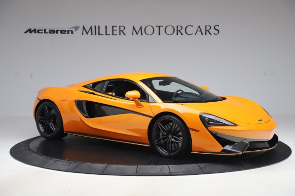 Used 2017 McLaren 570S for sale Call for price at Bugatti of Greenwich in Greenwich CT 06830 9