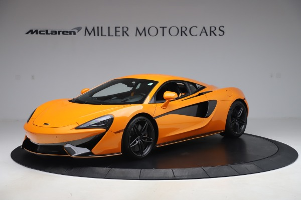Used 2017 McLaren 570S for sale Call for price at Bugatti of Greenwich in Greenwich CT 06830 1