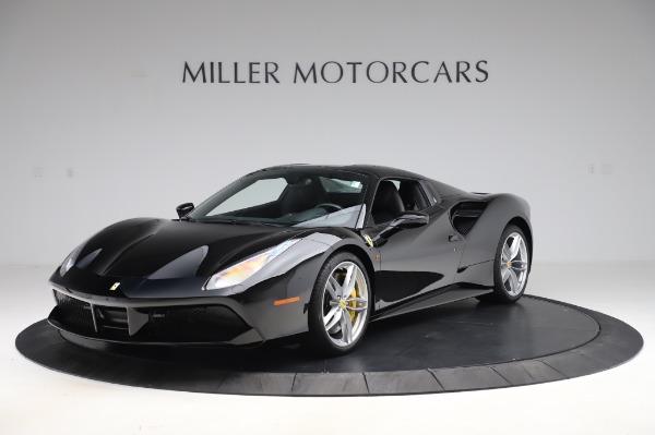 Used 2017 Ferrari 488 Spider for sale Sold at Bugatti of Greenwich in Greenwich CT 06830 12