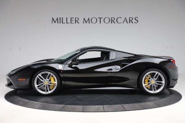 Used 2017 Ferrari 488 Spider for sale Sold at Bugatti of Greenwich in Greenwich CT 06830 13