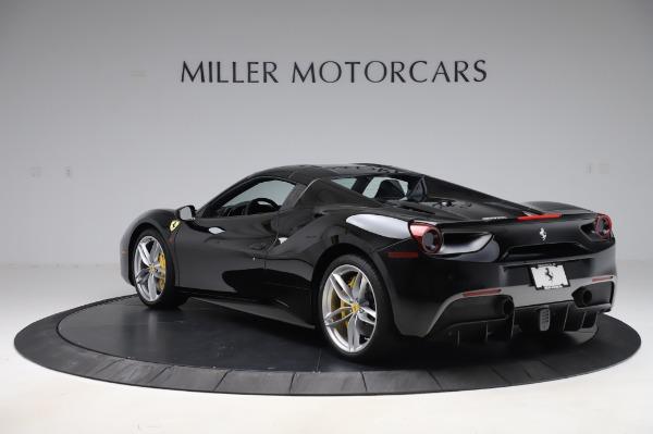 Used 2017 Ferrari 488 Spider for sale Sold at Bugatti of Greenwich in Greenwich CT 06830 14