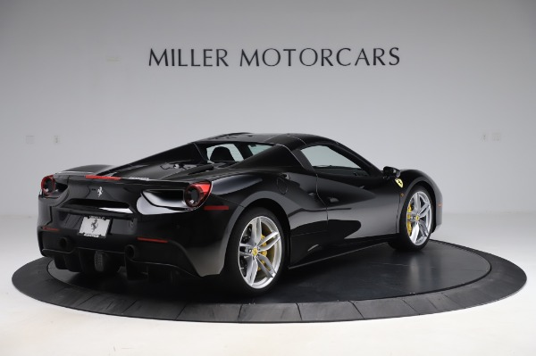 Used 2017 Ferrari 488 Spider for sale Sold at Bugatti of Greenwich in Greenwich CT 06830 15