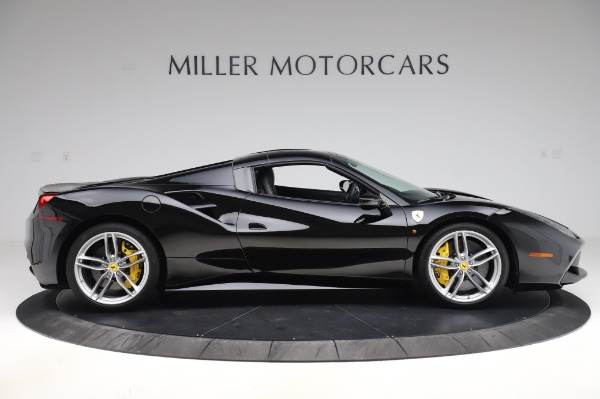 Used 2017 Ferrari 488 Spider for sale Sold at Bugatti of Greenwich in Greenwich CT 06830 16