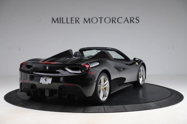 Used 2017 Ferrari 488 Spider for sale Sold at Bugatti of Greenwich in Greenwich CT 06830 7