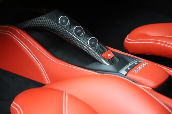 Used 2016 Ferrari 488 GTB for sale Sold at Bugatti of Greenwich in Greenwich CT 06830 21