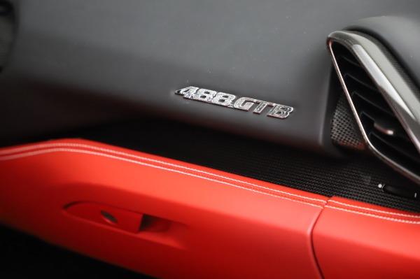 Used 2016 Ferrari 488 GTB for sale Sold at Bugatti of Greenwich in Greenwich CT 06830 24