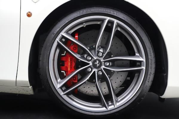 Used 2016 Ferrari 488 GTB for sale Sold at Bugatti of Greenwich in Greenwich CT 06830 25