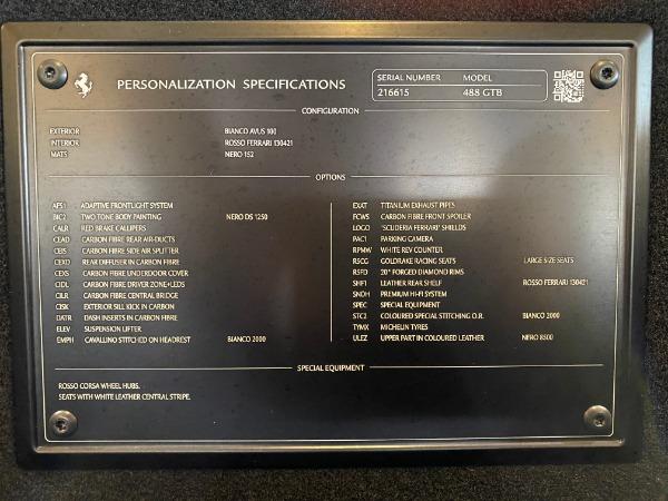 Used 2016 Ferrari 488 GTB for sale Sold at Bugatti of Greenwich in Greenwich CT 06830 28