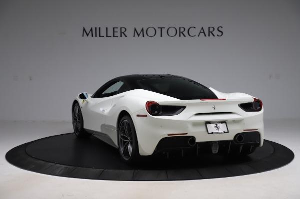 Used 2016 Ferrari 488 GTB Base for sale $239,900 at Bugatti of Greenwich in Greenwich CT 06830 5