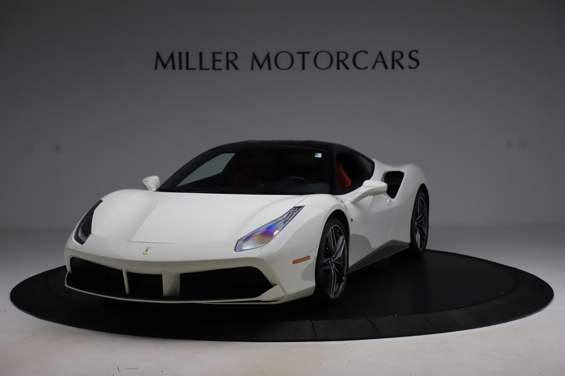 Used 2016 Ferrari 488 GTB Base for sale $239,900 at Bugatti of Greenwich in Greenwich CT 06830 1