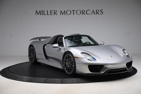 Used 2015 Porsche 918 Spyder for sale $1,389,900 at Bugatti of Greenwich in Greenwich CT 06830 10