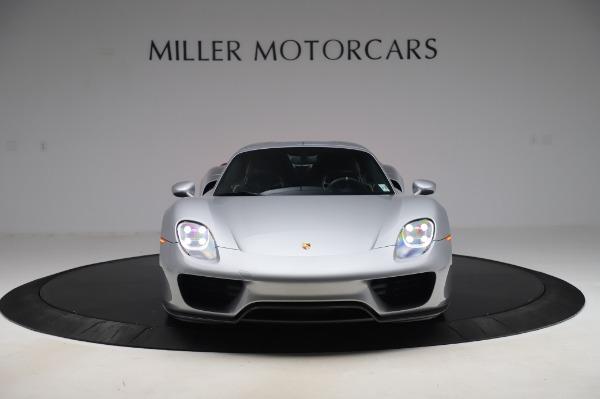 Used 2015 Porsche 918 Spyder for sale $1,389,900 at Bugatti of Greenwich in Greenwich CT 06830 15