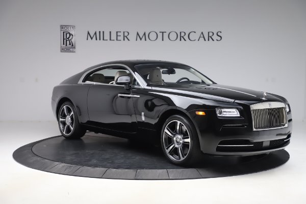 Used 2015 Rolls-Royce Wraith Base for sale $168,900 at Bugatti of Greenwich in Greenwich CT 06830 10