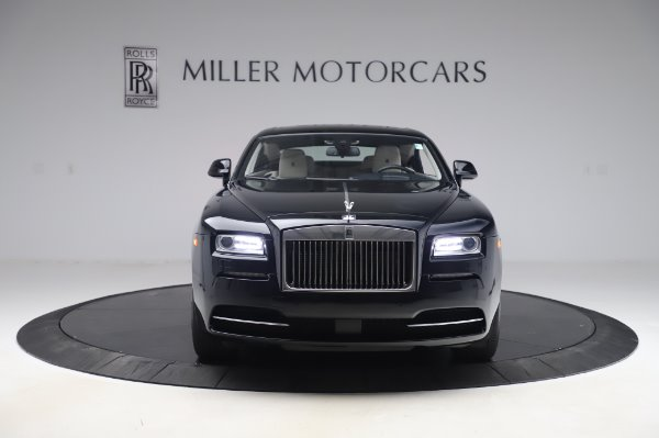 Used 2015 Rolls-Royce Wraith for sale Call for price at Bugatti of Greenwich in Greenwich CT 06830 2