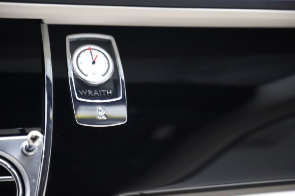 Used 2015 Rolls-Royce Wraith for sale Call for price at Bugatti of Greenwich in Greenwich CT 06830 23