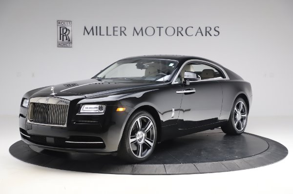 Used 2015 Rolls-Royce Wraith for sale Call for price at Bugatti of Greenwich in Greenwich CT 06830 3