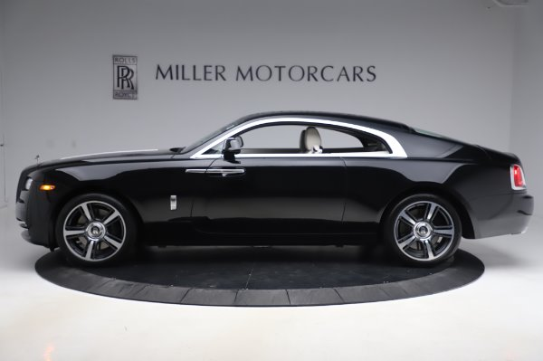Used 2015 Rolls-Royce Wraith Base for sale $168,900 at Bugatti of Greenwich in Greenwich CT 06830 4
