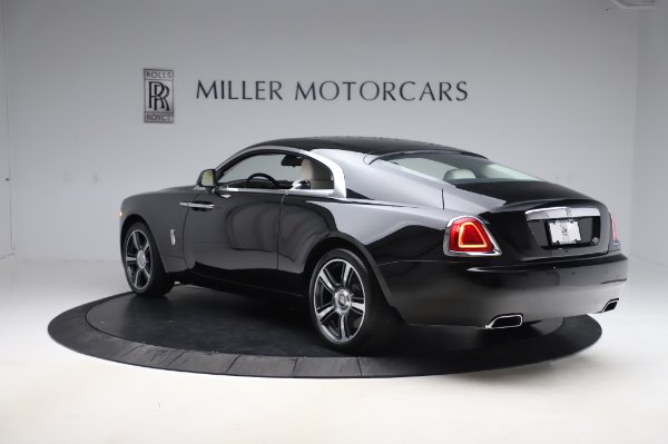 Used 2015 Rolls-Royce Wraith for sale Call for price at Bugatti of Greenwich in Greenwich CT 06830 5