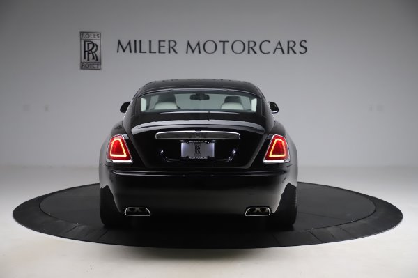 Used 2015 Rolls-Royce Wraith Base for sale $168,900 at Bugatti of Greenwich in Greenwich CT 06830 6