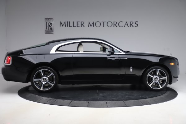 Used 2015 Rolls-Royce Wraith Base for sale $168,900 at Bugatti of Greenwich in Greenwich CT 06830 8